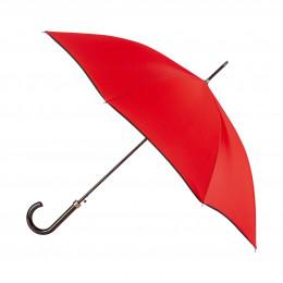 Parapluie Femme Rouge Finition noir