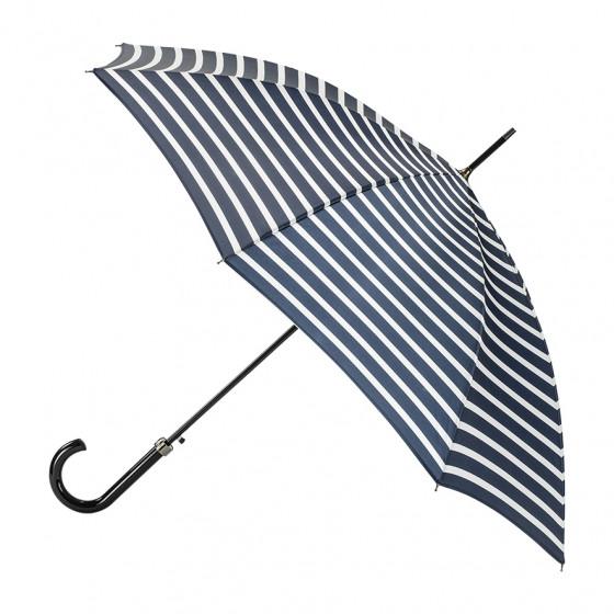 Parapluie Femme canne Marinière MARINE