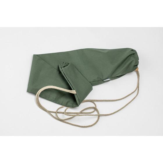 Fourreau pour parapluie de berger vert
