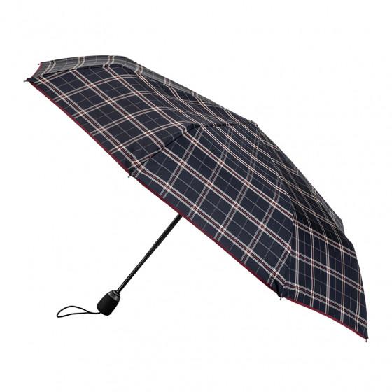 Parapluie Homme Pliant Harry finition Bordeaux